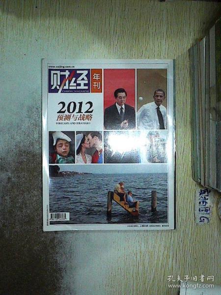 财经年刊2012-预测与战略