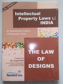 Intellectual Property laws:INDIA ——the law of designs