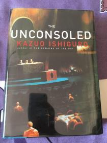 2017年诺贝尔文学奖得主,石黑一雄小说《无可慰藉》初版初印 毛边 签赠签名本