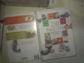 250RECETTES   01  250个接收器