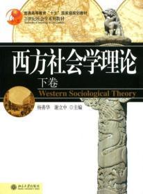 西方社会学理论(下卷)