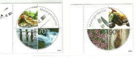 冰岛 2005 欧罗巴——美食,4全邮票