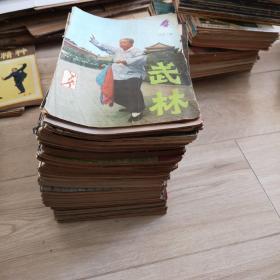 武林杂志  1982-1991  共78本  不重复