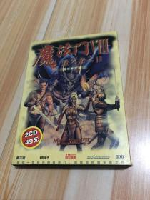 魔法门VIII 毁灭者之日 --官方攻略集(第三波)【套装:使用手册+CD两张】