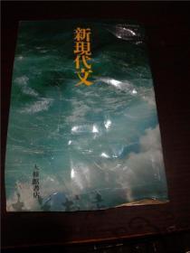 日本日文原版书 新现代文 北原保雄 大修馆书店 平成17年 大32开平装