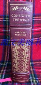 【包邮】富兰克林图书馆 1976年出版,Gone with the Wind,《飘》,普利策1937年获奖作品,Margaret Mitchell(著),限量版 A Limited Edition,豪华全真皮封面
