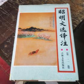 国学普及文库:昭明文选译注(第2卷)