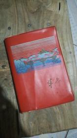 老日记本-革命