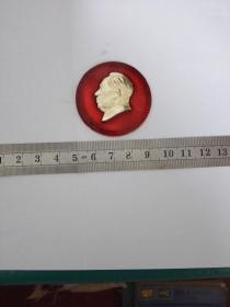 【毛主席像章】4.6厘米(背面有毛主席万岁)