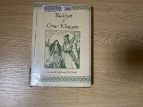 Rubaiyat of Omar Khayyam      鲁拜集,著名的Edmund J.Sullivan插图,精装
