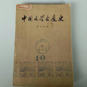 中国文学发展史(第一册)