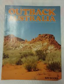 澳洲内陆杂志海湾图书英文版