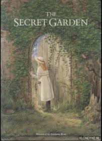 the secret garden pop up 立体书 古董绘本 绝版