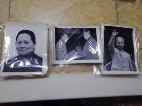新华社新闻展览照片:毛主席永远和我们在一起(共25张)+伟大的马克思主义者和无产阶级革命家刘少奇同志 展览照片 全40张+新闻展览照片+ 国家名誉主席宋庆龄同志永垂不朽 一套15张另生活照22张