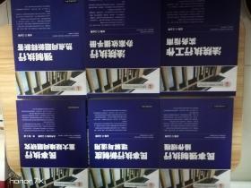 民事执行法律理论与实务丛书;民事强制执行操作规程【六本】