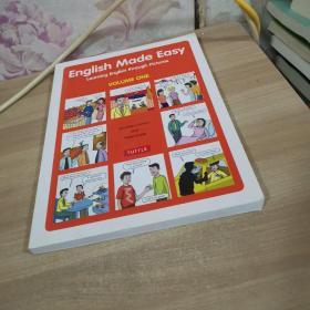 English Made Easy: Volume One; Learning English Through Pictures