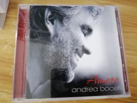 Andrea Bocelli Amore DVD