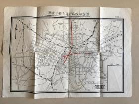 老的沈阳地图