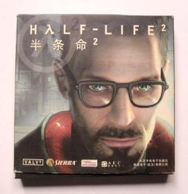 【游戏】半条命2(6CD)详见图片