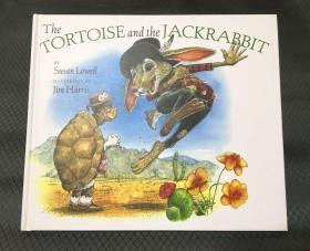 精装大开本 The Tortoise and the Jack Rabbit