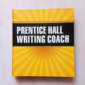 PRENTICE HALL WRITING COACH(英文原版、精装、12开、品好)内页干净