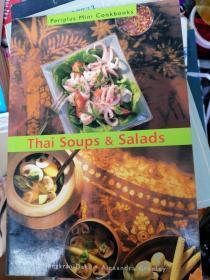 thai soups & salads