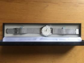 超薄防水精钢带 石英男女手表 女士腕表 女表手表  (企业定制)