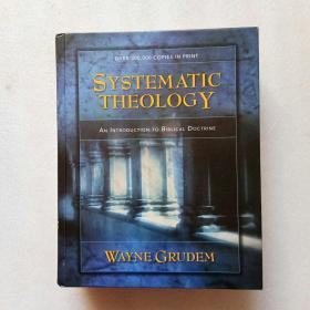 Systematic Theology: An Introduction to Biblical Doctrine(英文原版)精装、现货、当天发货