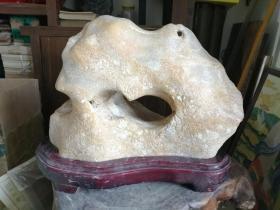 大件,早年收藏的太湖石,皮好,型美,价格包含邮费