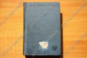 【现货包邮】1922年英文 tea from china《来自中国的茶》精装