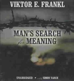 Mans Search for Meaning Lib/E