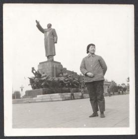 七十年代,沈阳劳动广场老照片