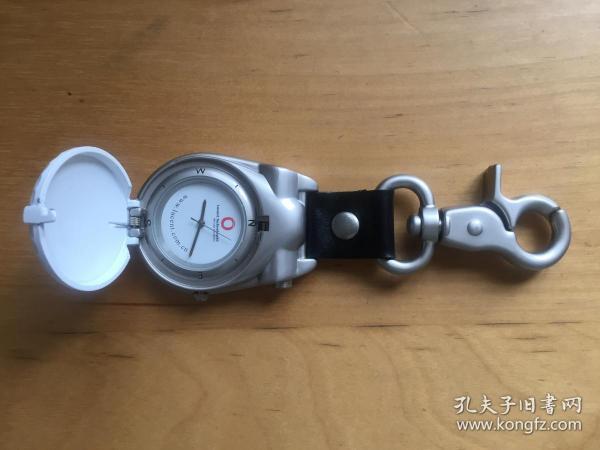 高尔夫球形怀表 带钥匙链  (企业定制)
