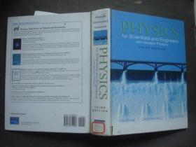 PHYSICS for Scientists and Engineers with Modern Physics:for Scientists and Engineers with Modern Physics, Third Edition现代物理学的科学家和工程师的物理学