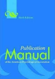 PublicationManualoftheAmericanPsychologicalAssociation