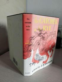 The Catcher in the Rye  《麦田里的守望者》   精装护封本 品相佳