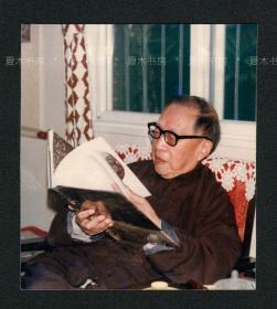 国学宗师 钱穆照片5,出版底稿,原版老照片,江苏乡贤影像文献