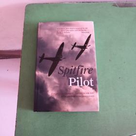 Spitfire Pilot 英文原版