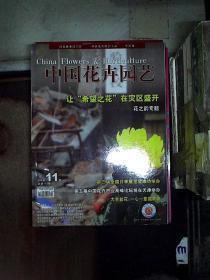 中国花卉园艺 2008 11