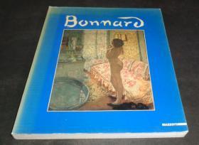 2手意大利文 Pierre Bonnard 波纳尔 1988 sea54