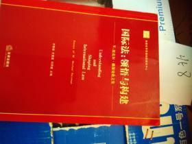 国际法:领悟与构建 W.迈克尔 赖斯曼论文集