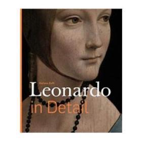达芬奇:细节 英文原版 Leonardo in Detail 艺术研究