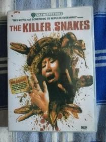 蛇杀手 电影 dvd 自制