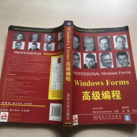 Windows Forms高级编程