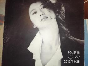 黑胶唱片12寸33转叶倩文1989年《面对面》