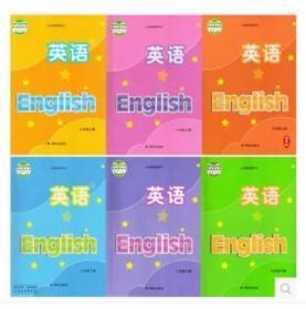 苏教版译林版牛津初中英语全套6本课本教科书
