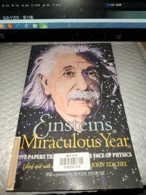 Einstein's Miraculous Year:Five Papers That Changed the Face of Physics