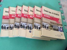英文原版;第四版;人力与组织管理  商务沟通技巧 财政预算 商务契约关系 国际机构 市场学导论 经济学导论