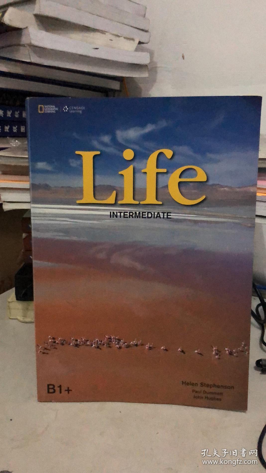 LIFE  intermediate  9781133315711