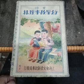 重增绘图幼学故事琼林(4册全带函套)